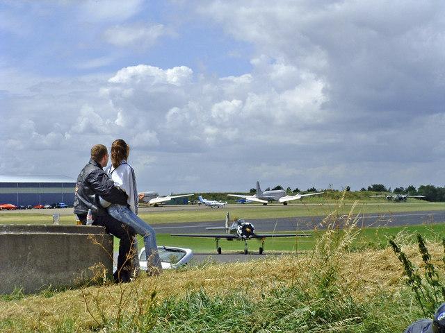 North Weald Airfield, Essex