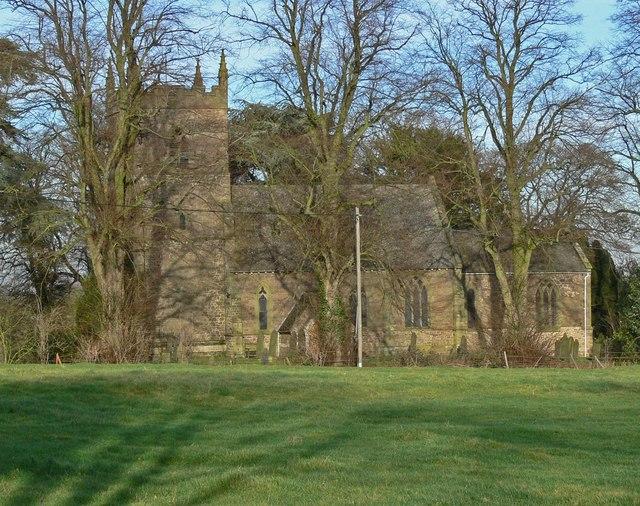 St. Peter's Church, Aston Flamville