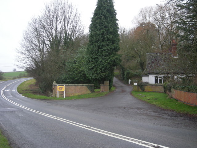 Entrance to the Activity Centre at Culmington Manor
