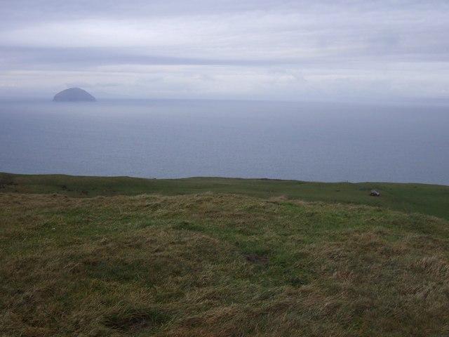 Summit of Kilranny Hill
