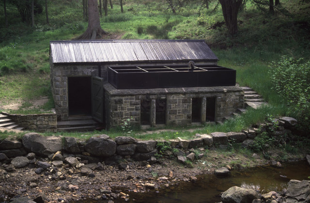 Tumbleton Pump House, Cragside estate