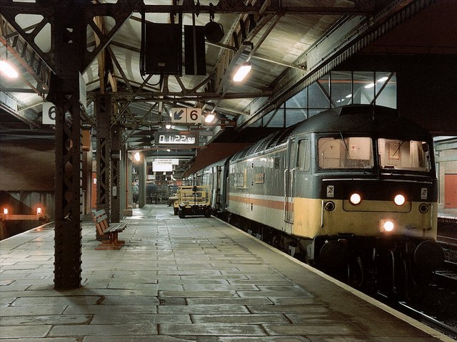 Railway Station, Reading