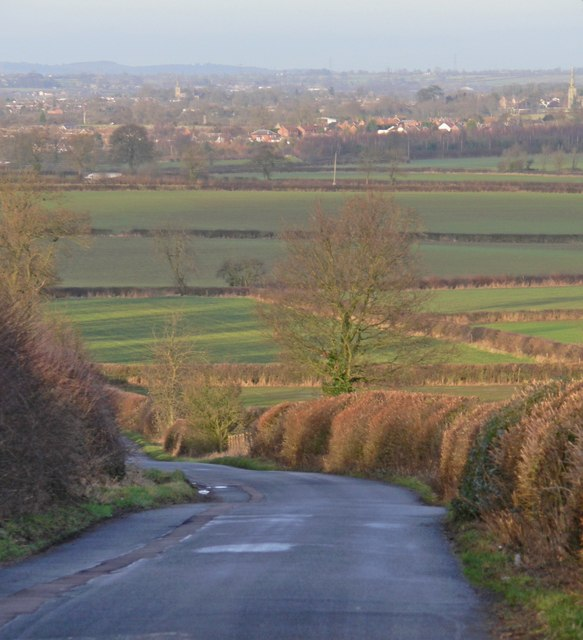 Bumble Bee Lane, Leicestershire