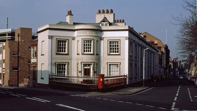 Crescent Cottages