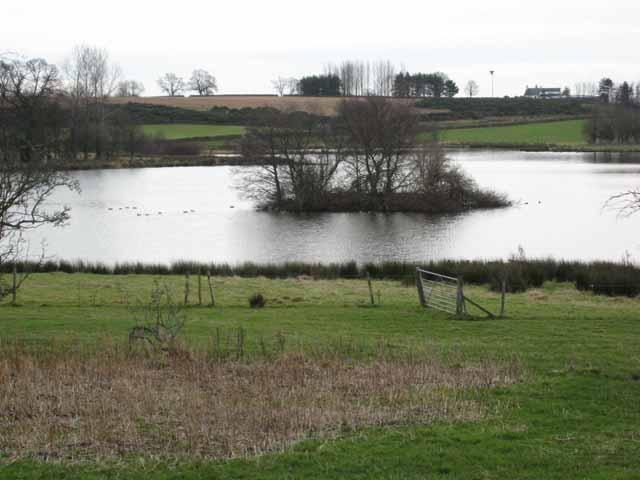 Blencarn Lake