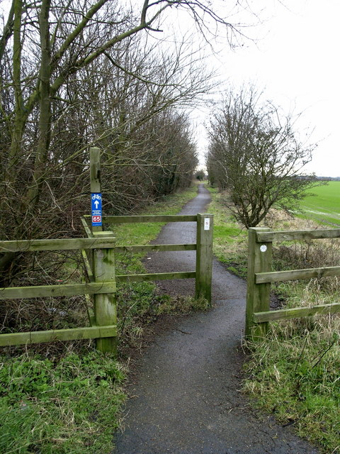 The Hornsea to Hull Cycle Trail