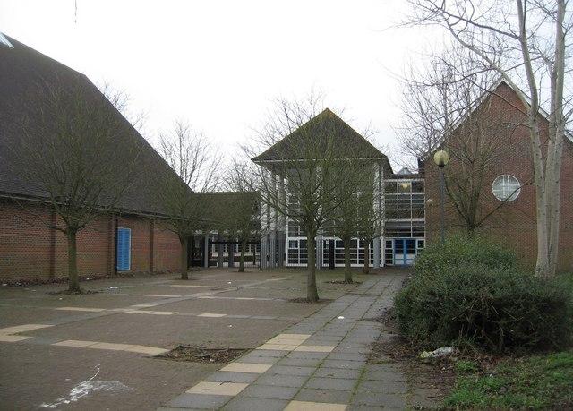 Vyne School buildings