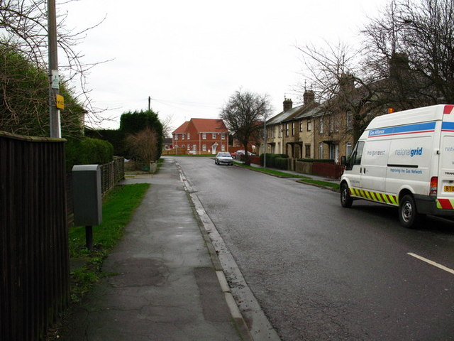 Peas Hill Road, Leading to Elliott Road