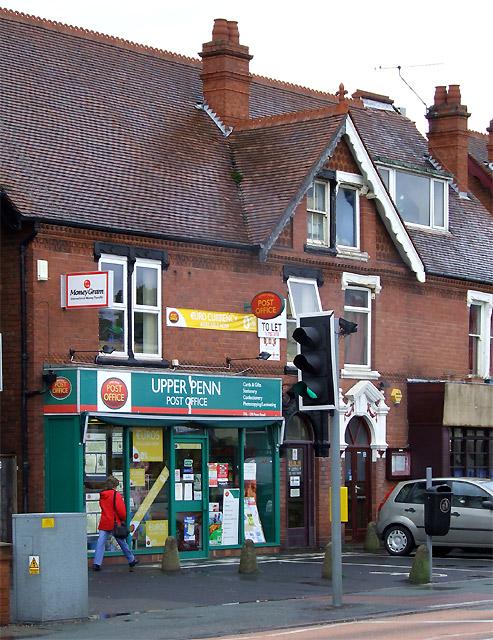 Upper Penn Post Office, Wolverhampton