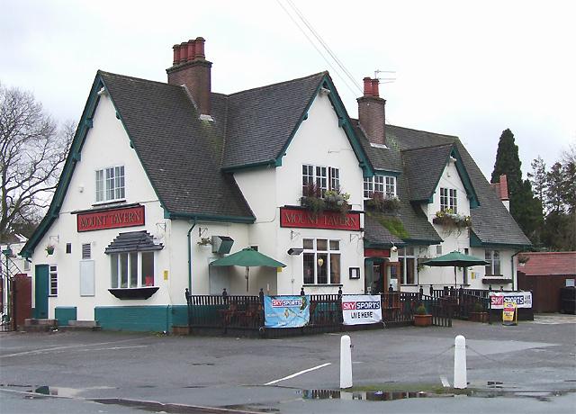 The Mount Tavern, Penn, Wolverhampton