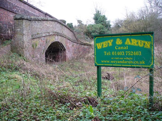 Tannery Lane Bridge