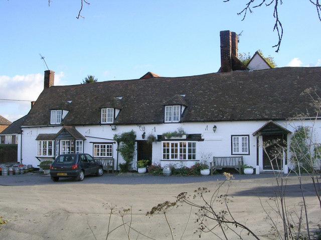 Lions of Bledlow pub