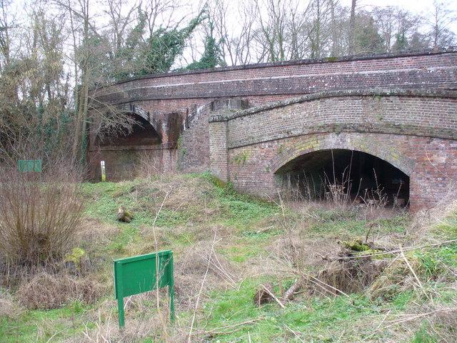 Tannery Lane Bridges