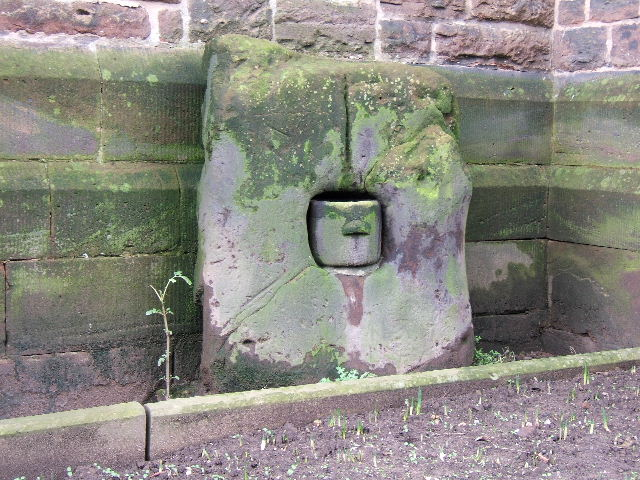 Plague Stone, Upton-by-Chester
