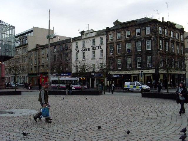 St Enoch Hotel, Howard Street