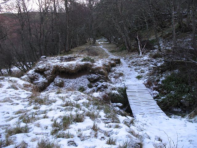 The Stagecoach Road, Slochd