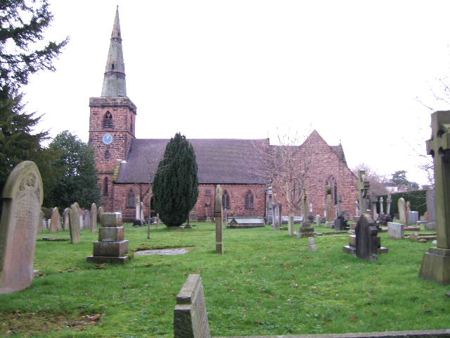 The Holy Ascension Church, Upton-by-Chester