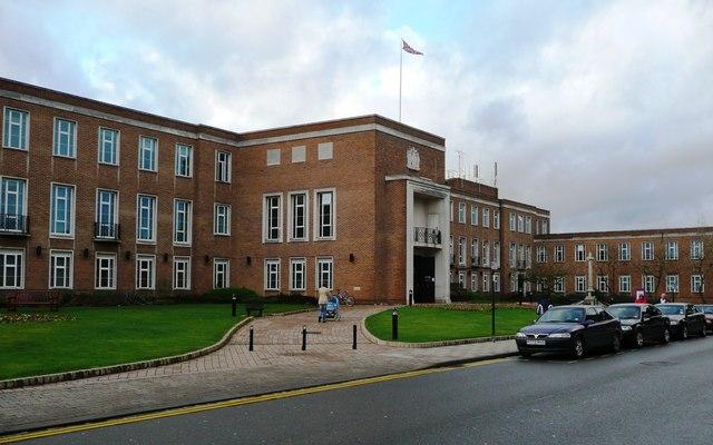 Maidenhead Town Hall C Graham Horn Geograph Britain And