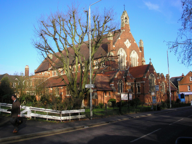 St. Paul's Church, Hatfield Road, St. Albans