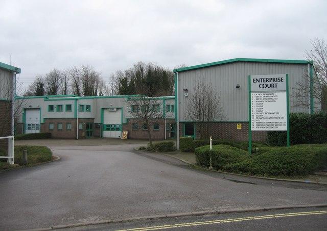 Enterprise Court
