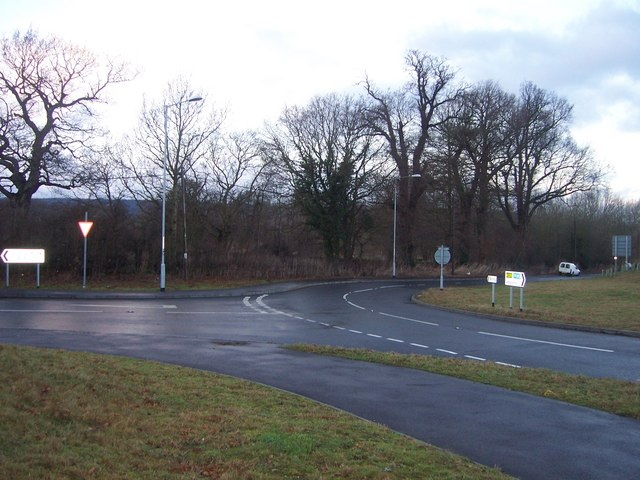 New road junction