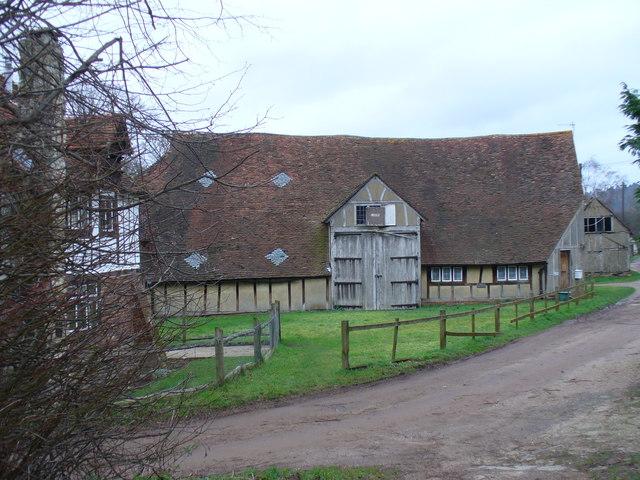 Great Tangley Manor Farm Barn