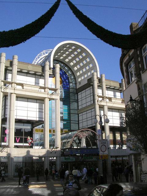 Bentall Centre