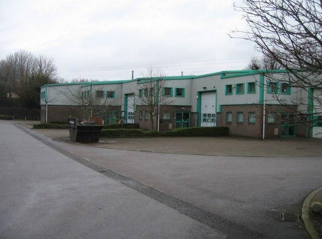 Light industrial units