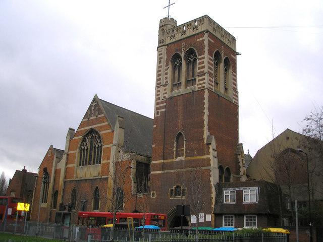 St. Mary of Eton Church, Hackney Wick