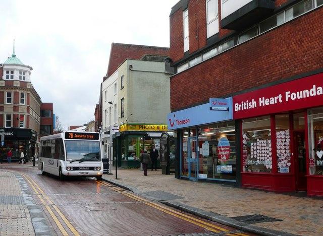 High Street, Maidenhead