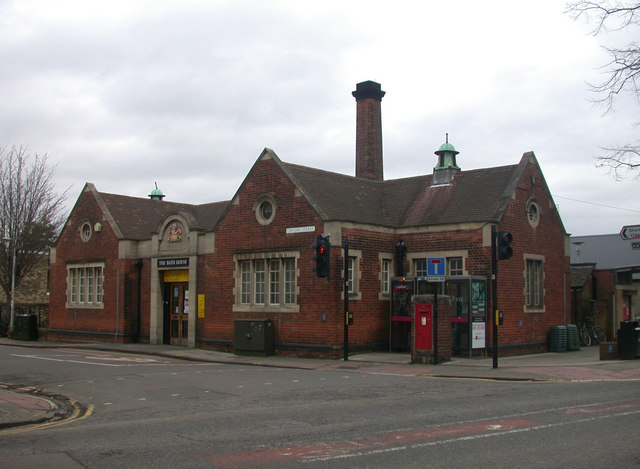 The Bath House, Mill Road