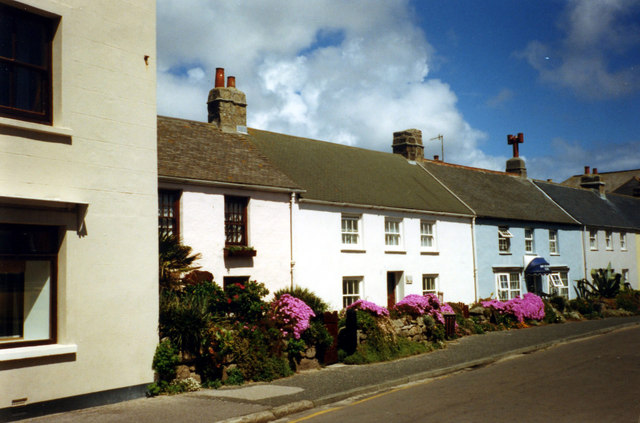 Hugh Town - Cottage View