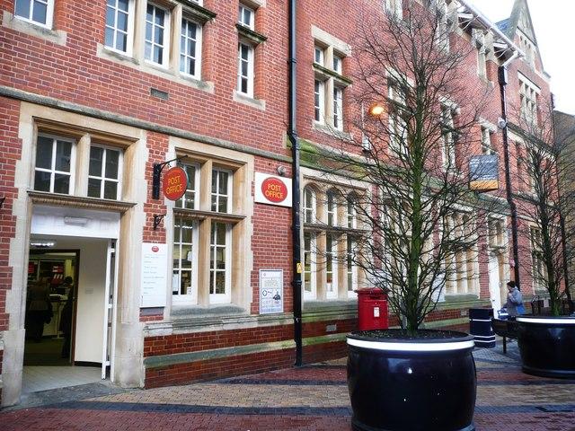 Maidenhead post office
