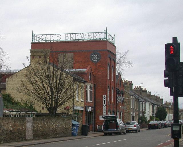 Dale's Brewery, Gwydir Street