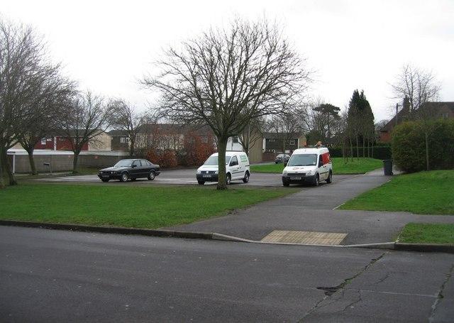 Lewis Close car park