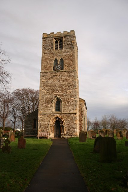 St.Peter's church tower