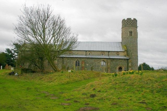 St. Mary's Church, Haddiscoe