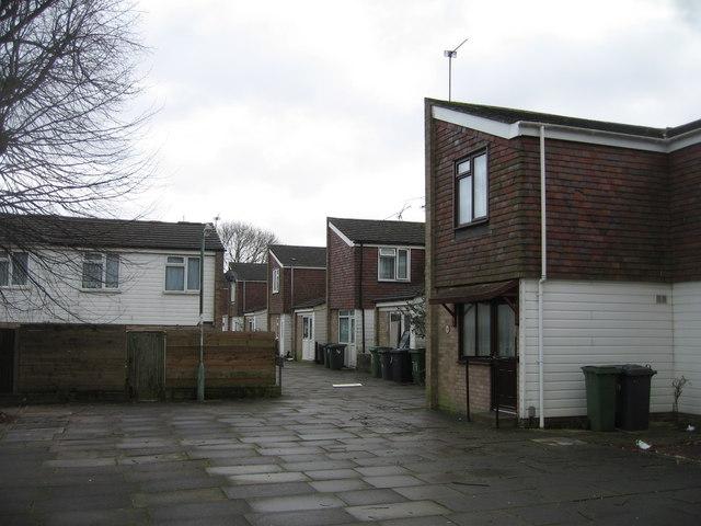 Silvester Close housing