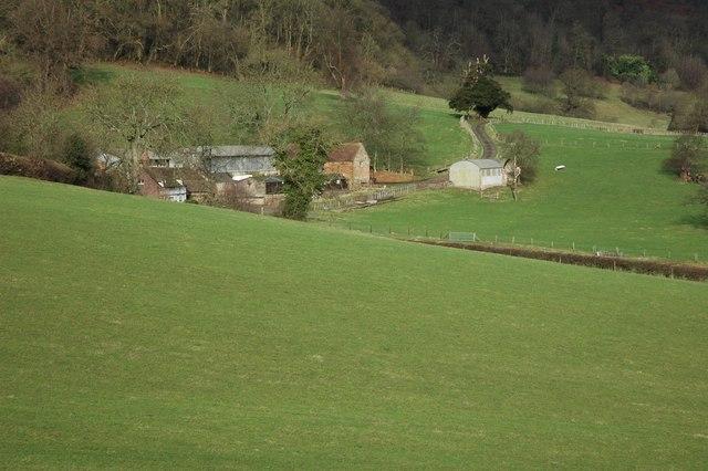 Farmland at Underhills Farm