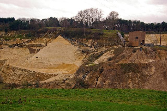 Tap Wood Pit
