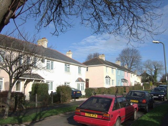 St Margaret's Avenue, Plainmoor