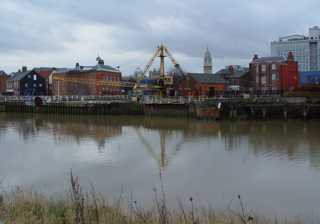Side of the River Hull
