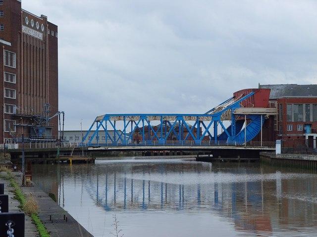 Drypool Bridge, Hull