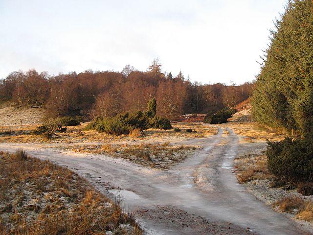 Road junction, Insharn