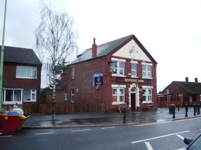 Shepherds Arms, Eaves Lane, Chorley