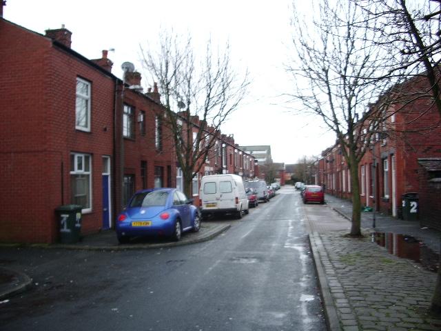 St Annes Road, Chorley