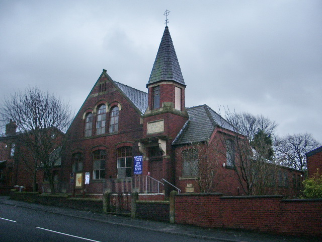 Independent Methodist Church, Chorley