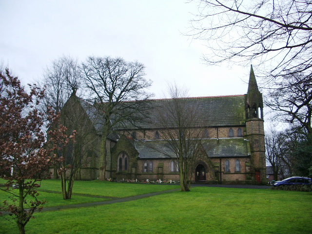 Parish Church of St Peter, Chorley