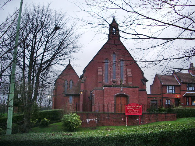 St Joseph's RC Church, Harpers Lane, Chorley