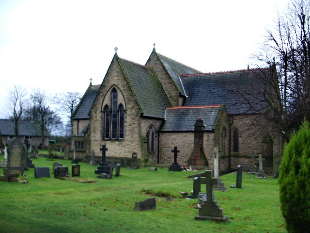 Parish Church of St Peter, Chorley